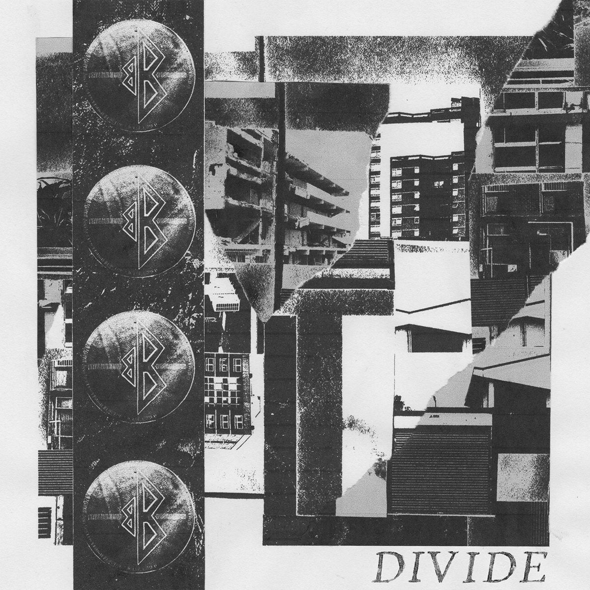 Image of BAD BREEDING - DIVIDE 12'' VINYL