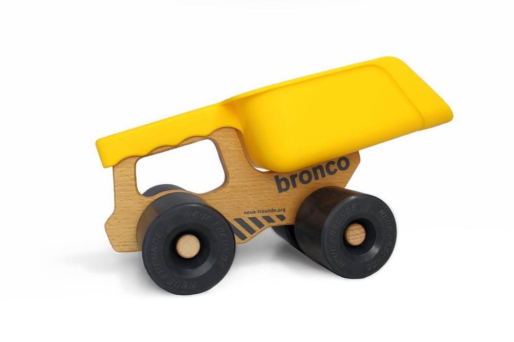 Image of Bronco, der Schaufeltruck - der räumt richtig auf!