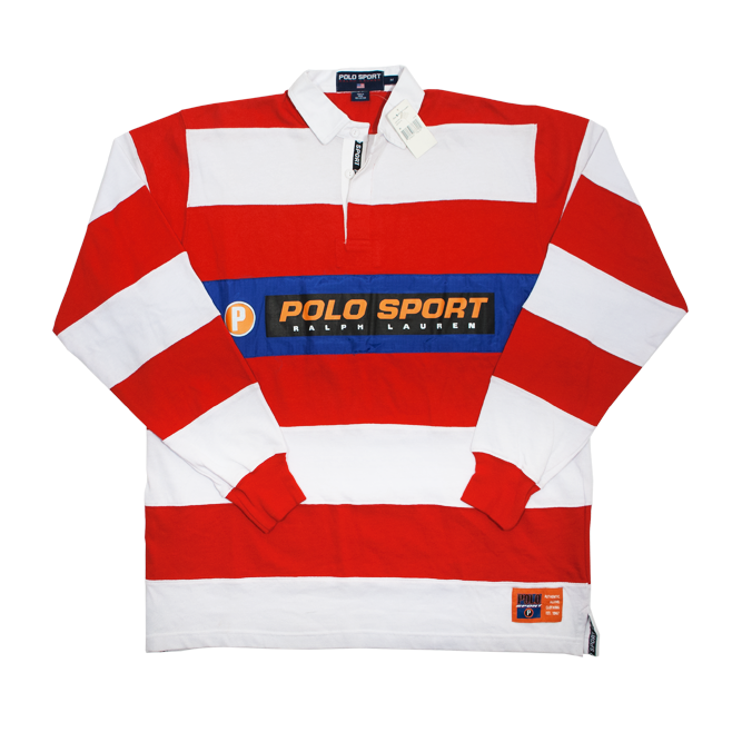 Image of Polo Sport Ralph Lauren NWT Red Size L