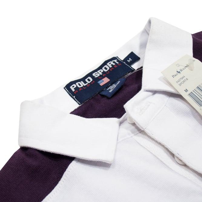 Image of Polo Sport Ralph Lauren NWT Purple Size M