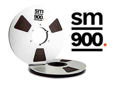"Image of SM900 1/2"" X2500' 10.5"" Metal Reel Hinged Box"