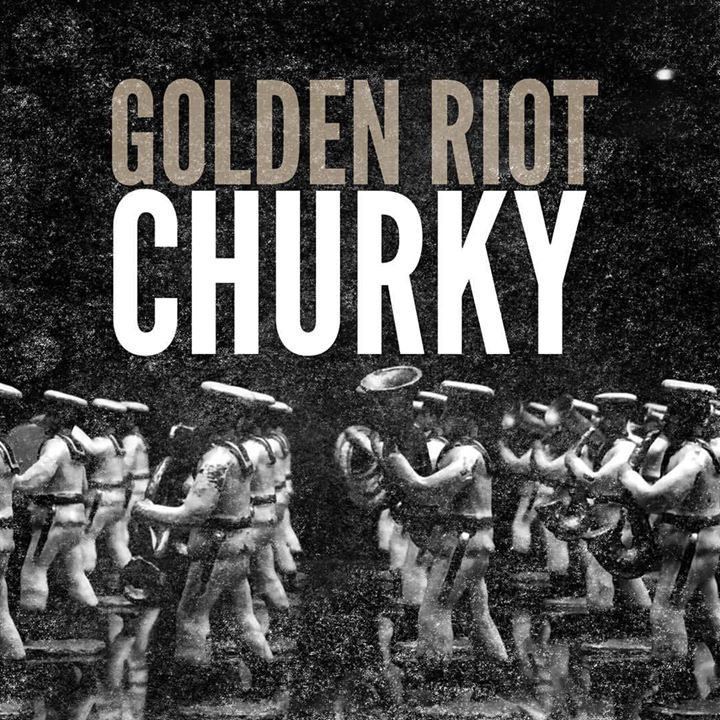Image of Golden Riot (CD)