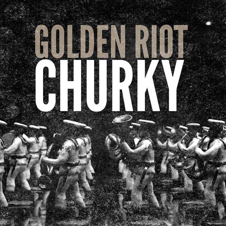 Image of Golden Riot (CD)