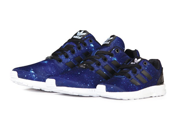 best service 7da58 7e53d Adidas zx flux - Galaxy Edition