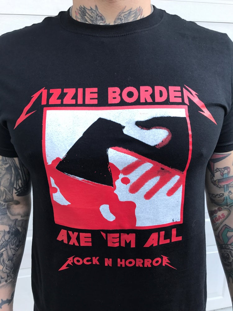 Image of Axe 'Em All
