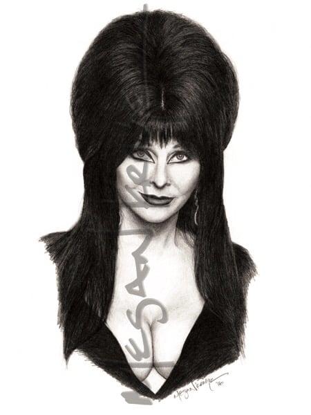 Image of Elvira, reprint