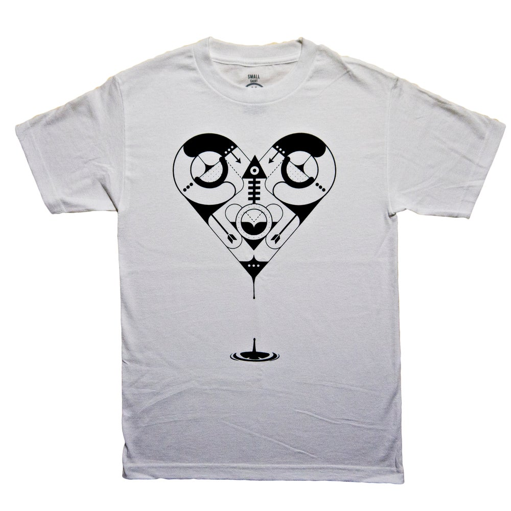 Image of Tik Tok Tee (White)