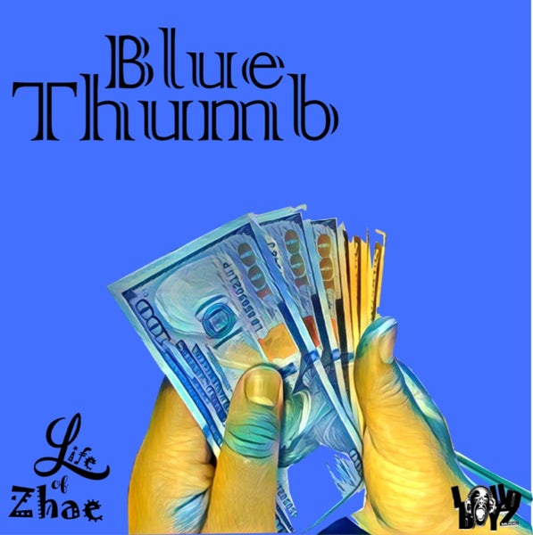 Image of Blue Thumb