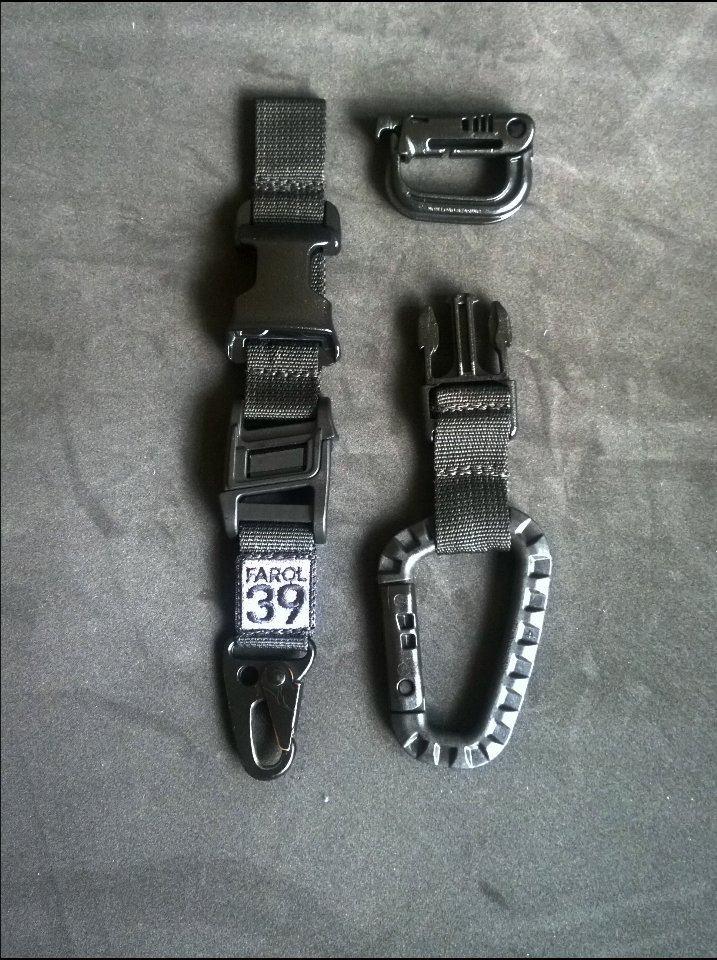 Image of Magnetic Keykeeper (Configurable)
