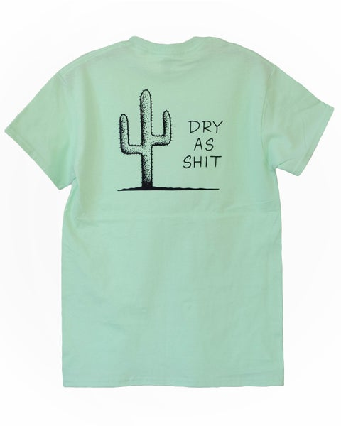 "Image of Mint ""DRY"" Tee"