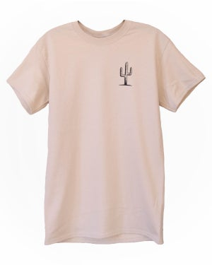 "Image of Sand ""DRY"" Tee"