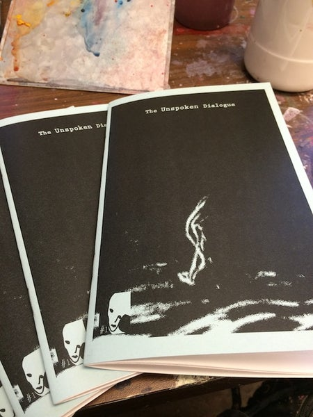 Image of ZINE: The Unspoken Dialogue #1