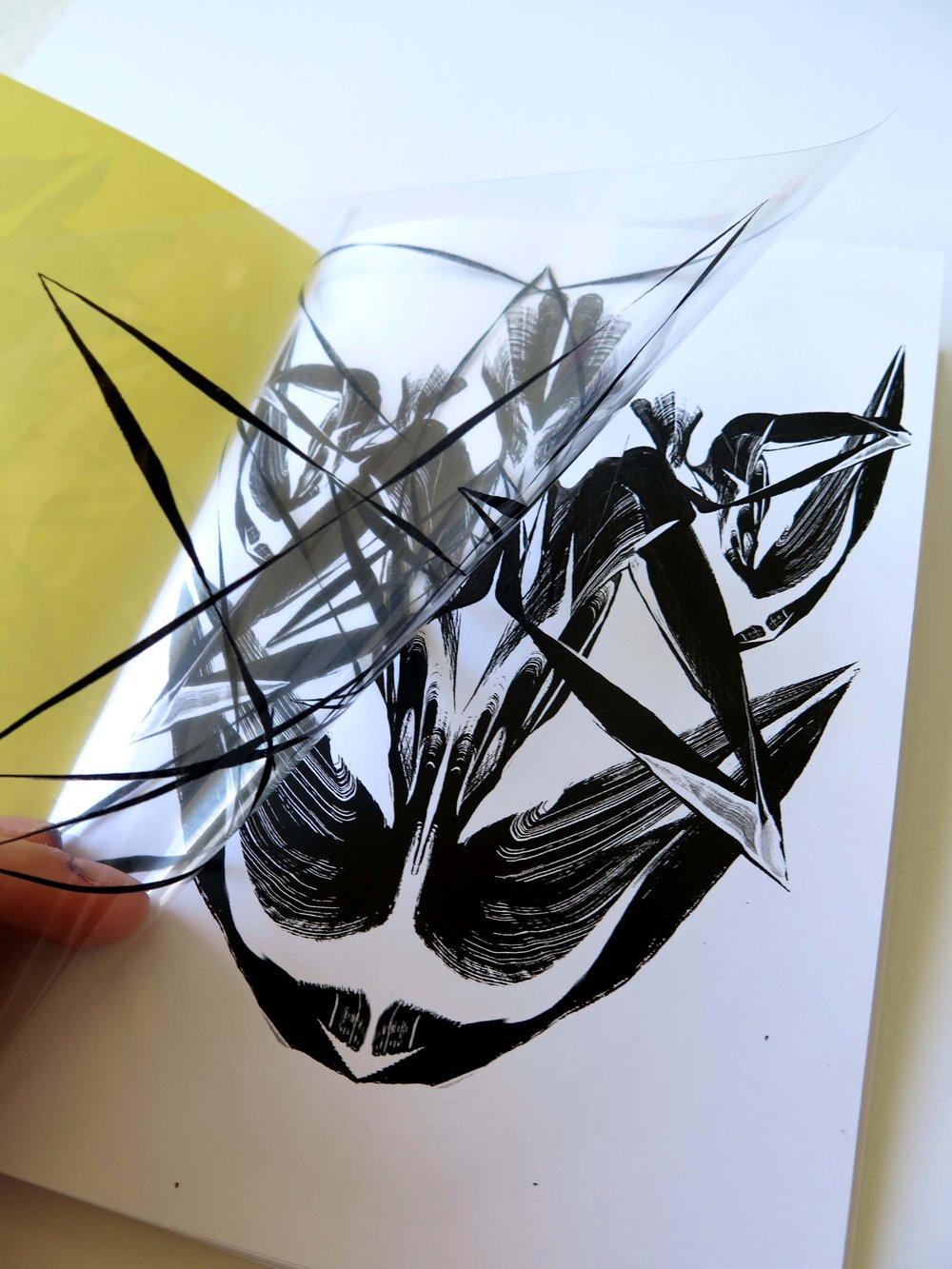 """Image of """"Broken Trance"""" Zine"""