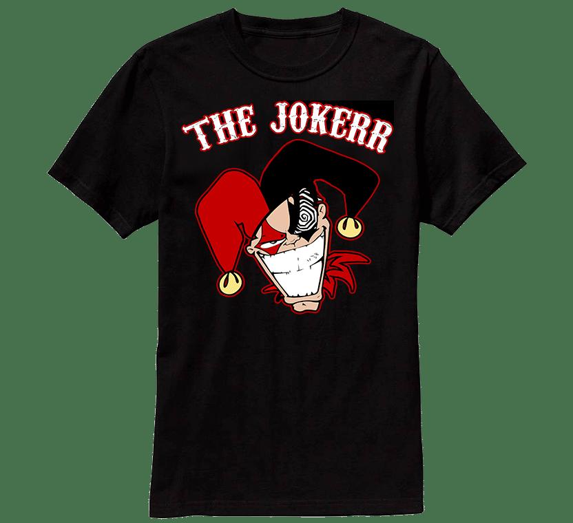 Image of The Jokerr's Wild Cartoon Tee