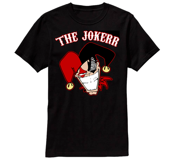 Image of The Jokerr's Wild Cartoon Tee