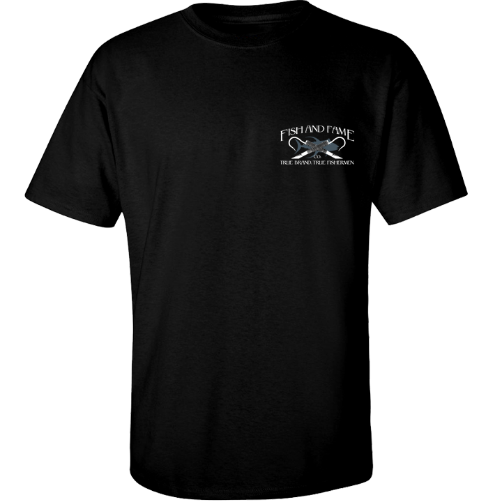 Image of Classic Gaff Tee (black)