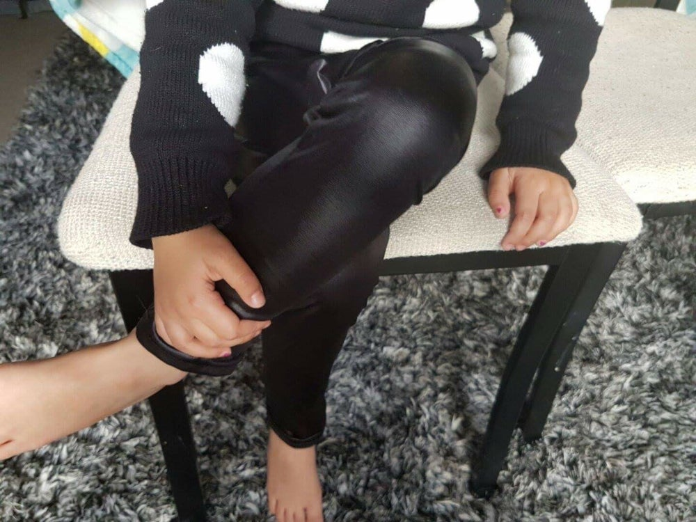 Image of Essential Leather Leggings