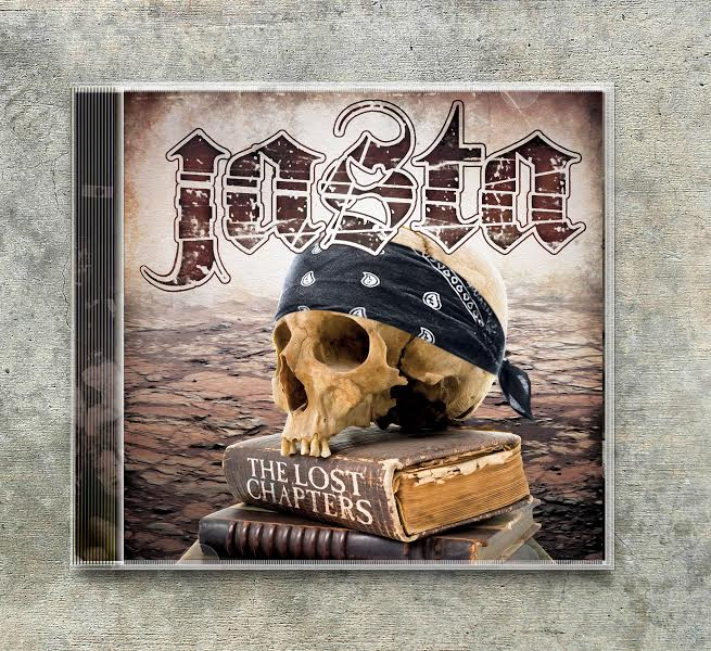 "Image of JASTA ""THE LOST CHAPTERS"" CD (Album from 2017)"