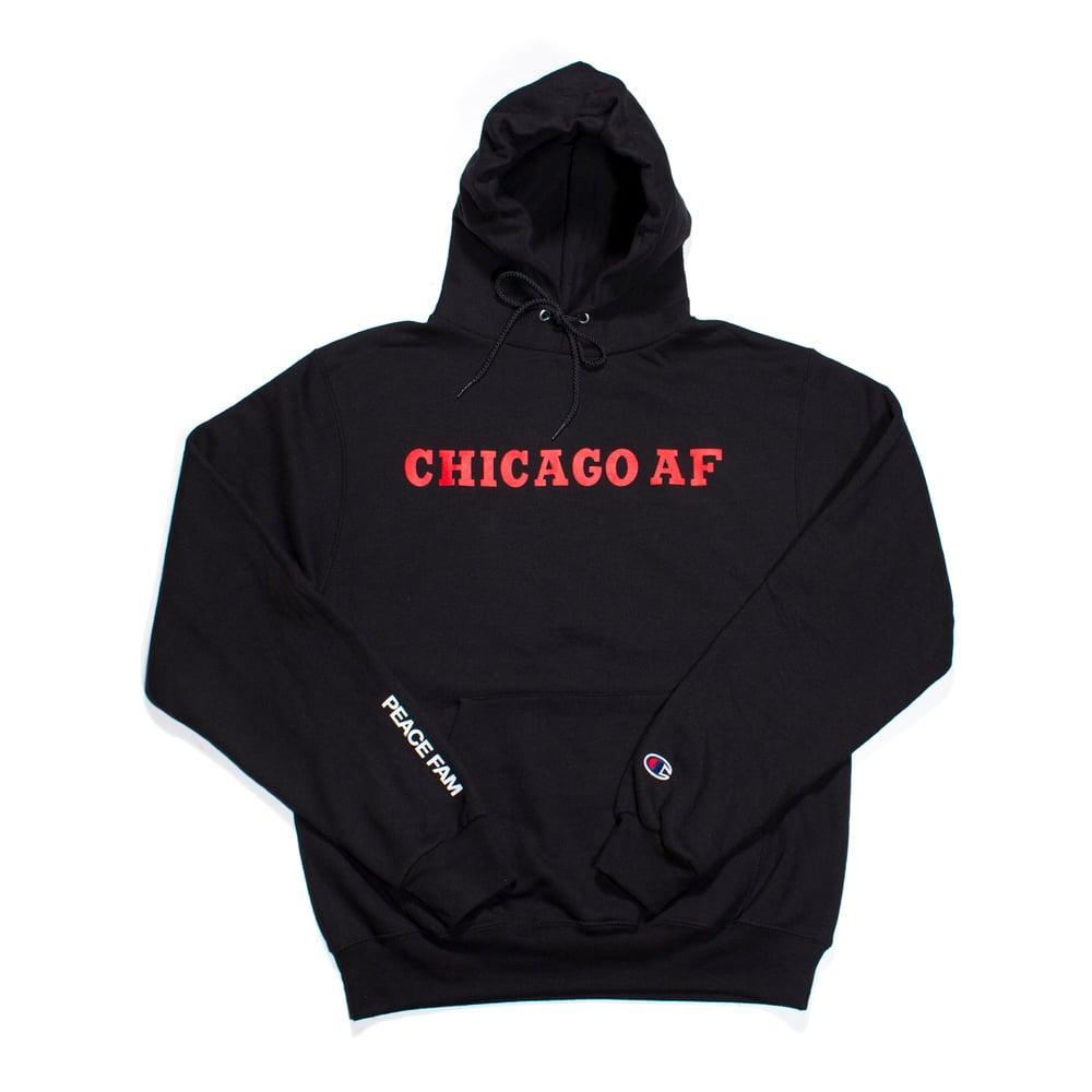 Image of CHICAGO AF HOODIE