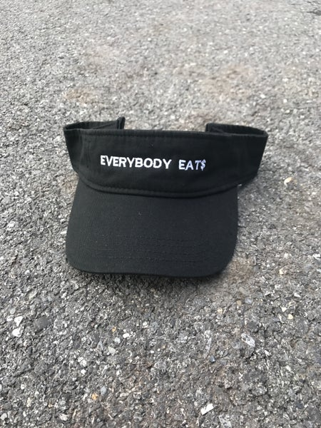 Image of EVERYBODY EATS VISORS