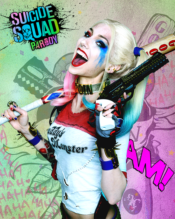 Image of Harley Quinn Autographed Photo