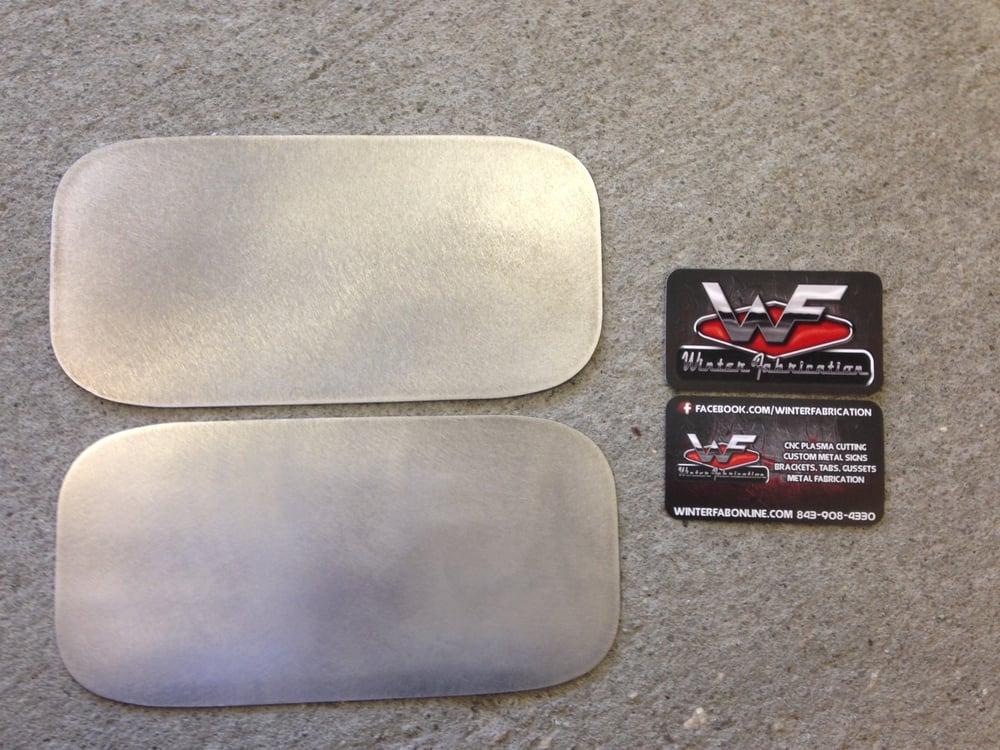 Image of 99-06 Chevy Silverado GMC Sierra Door Handle Fillers
