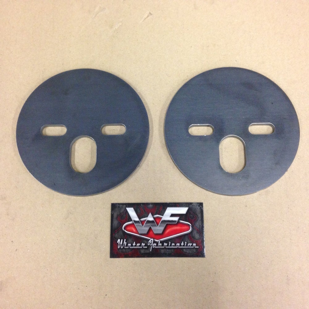 Image of Universal Single Port Bag Circle Plates