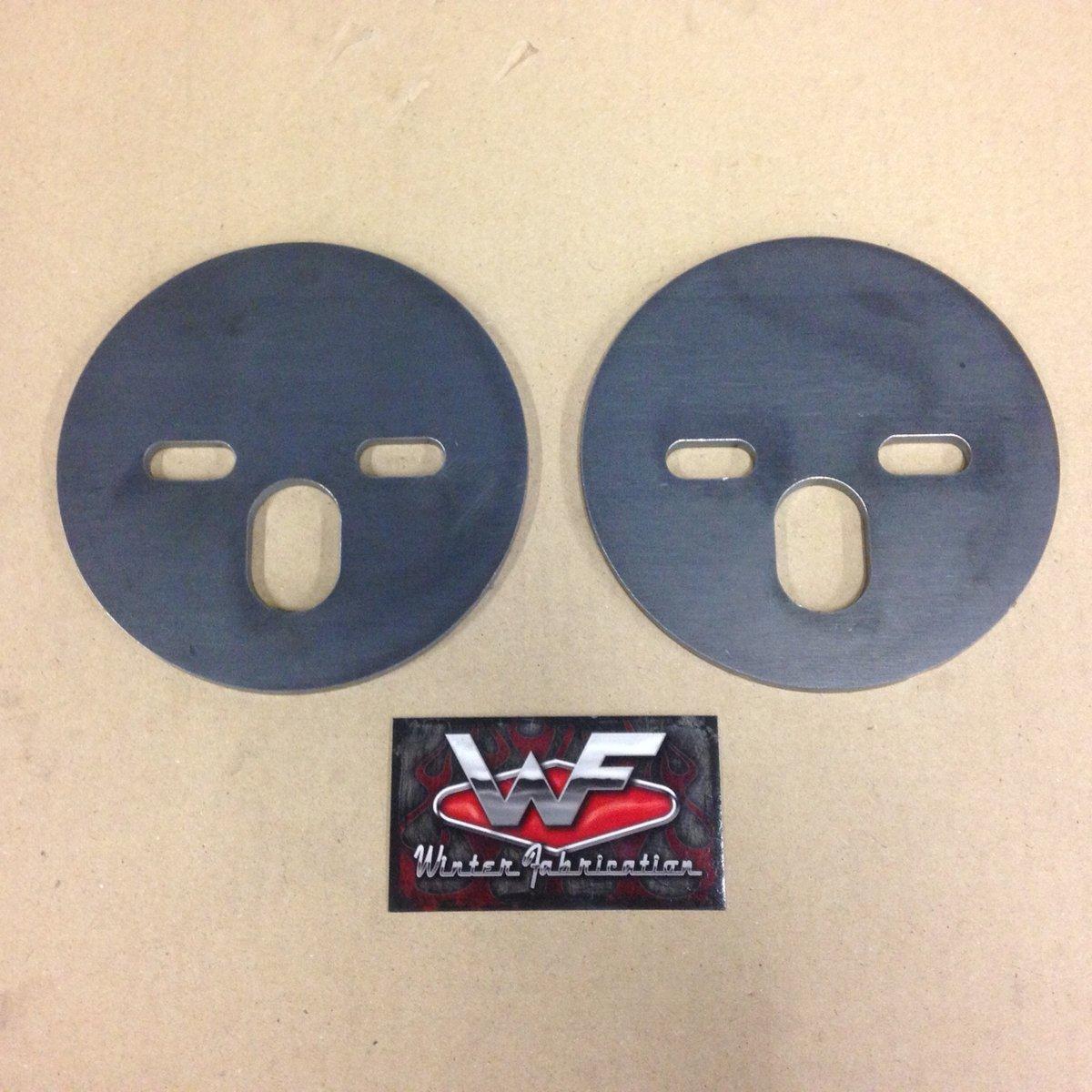 Image of Universal Single Port Bag Circle Plates
