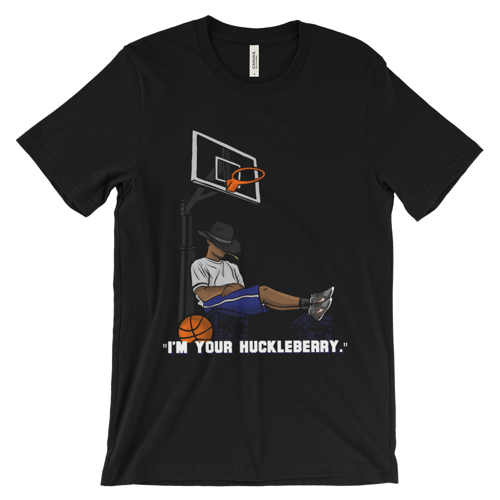 """Image of """"Huckleberry"""" T-Shirt"""