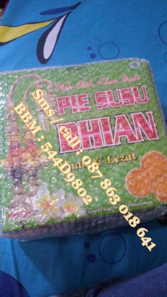 Image of Pabrik Pie Susu Dhian Di Bali
