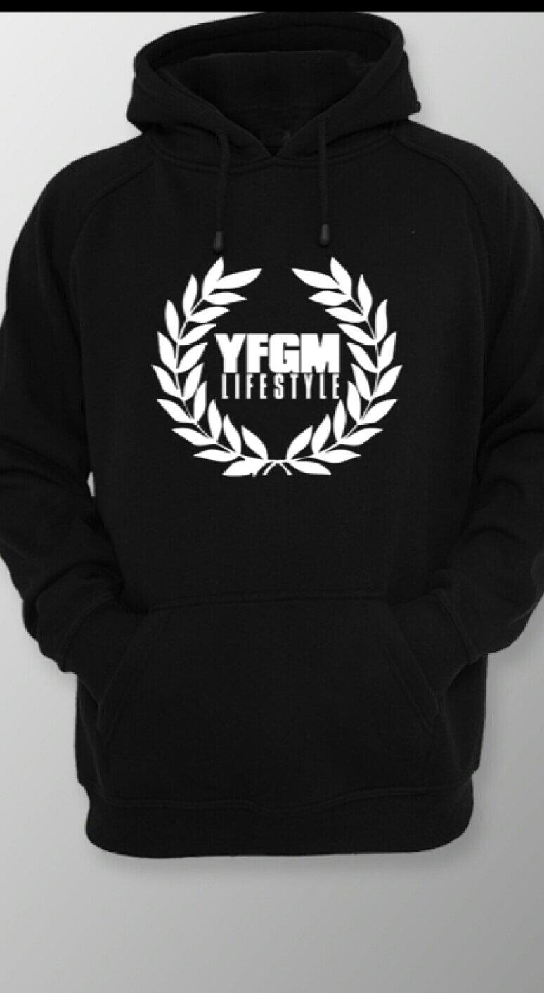 Image of OG YFGM Lifestyle Hoodie