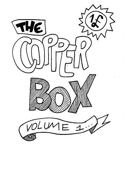 Image of Steppp - Copperbox Vol. 1