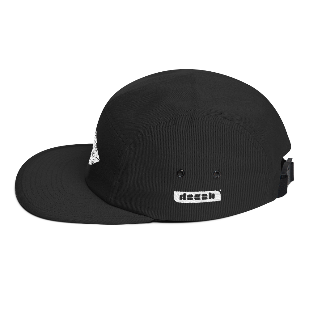 Image of Low Profile Embroidered 5 Panel III