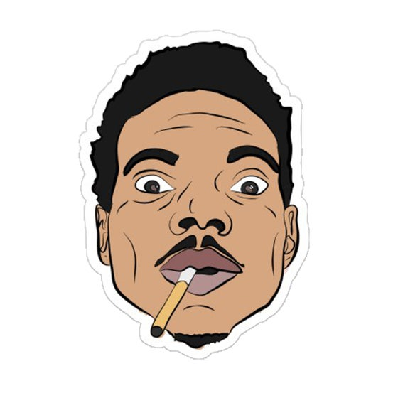 Image of Chance The Rapper Sticker