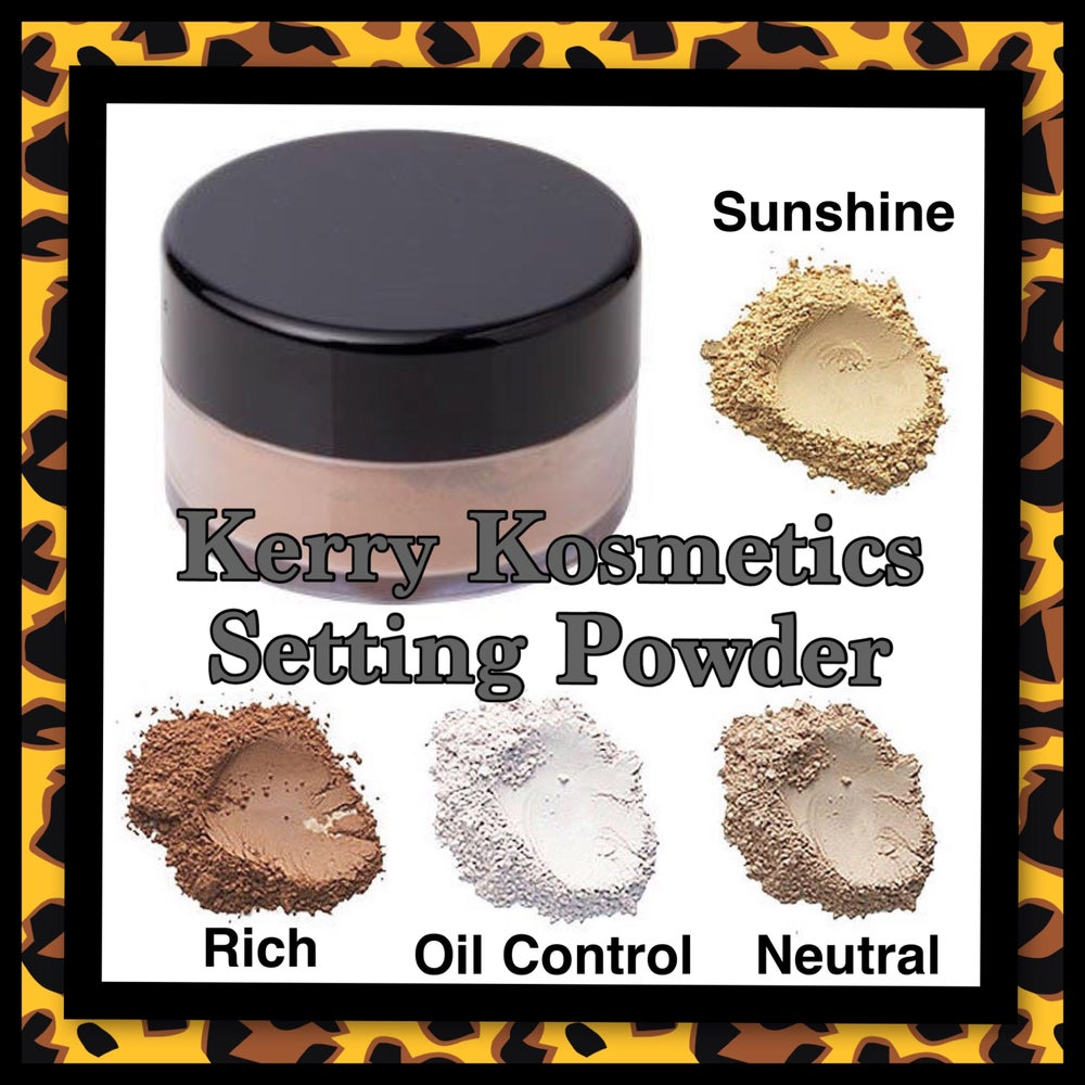 Image of SETTING POWDER