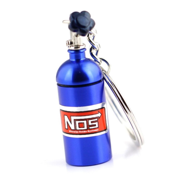 Nitrous Oxide For Sale >> Nos Mini Nitrous Oxide Bottle Key Chain
