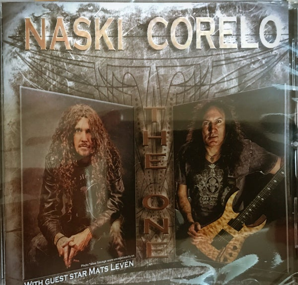 Image of Naski Corelo - The One cd