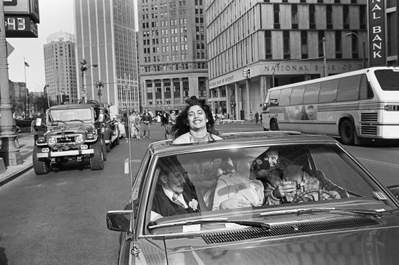 Image of St. Patrick's Day, Detroit, 1981