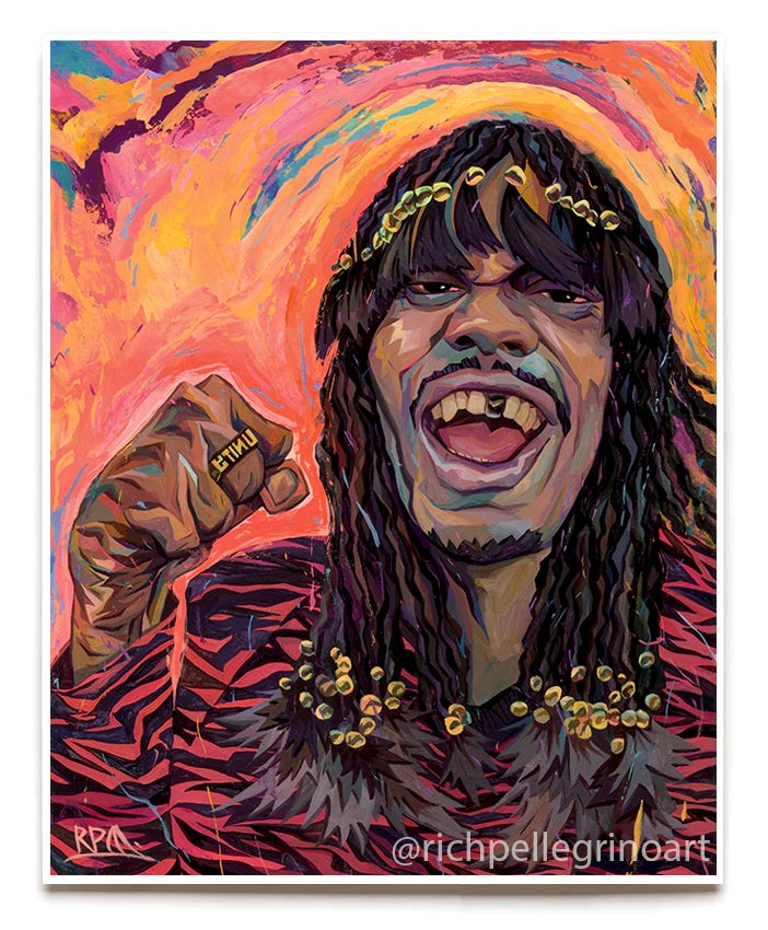 Image of I'm Rick James