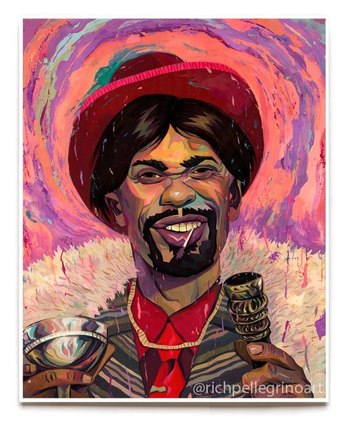 Image of Silky Johnson Chapelle Print