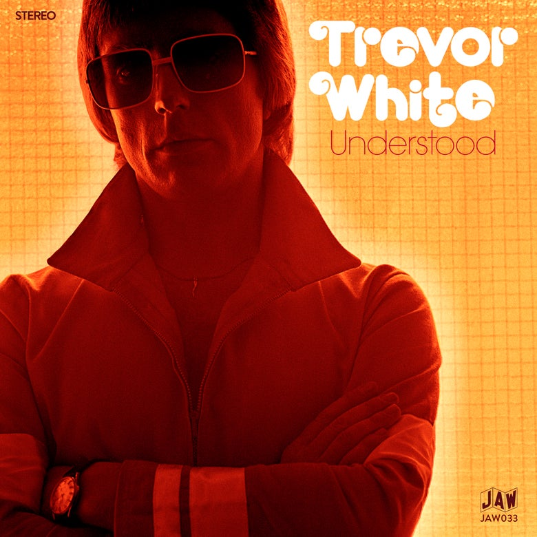 "Image of TREVOR WHITE ""Understood"" 7"" single (black, yellow, orange vinyl, or test pressing) (JAW033)"