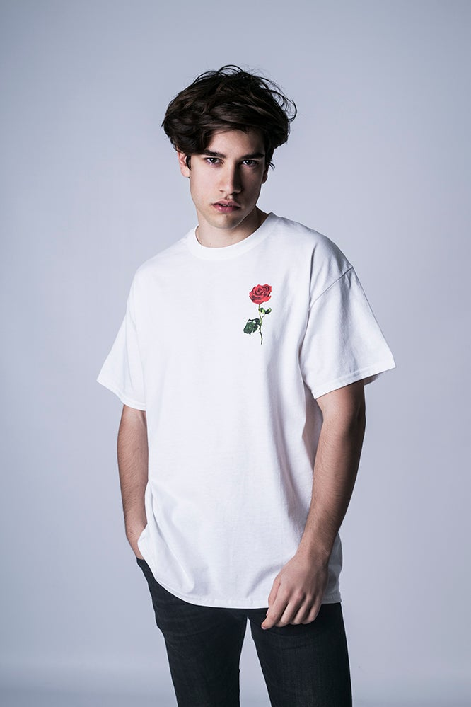 Image of ROSE TEE