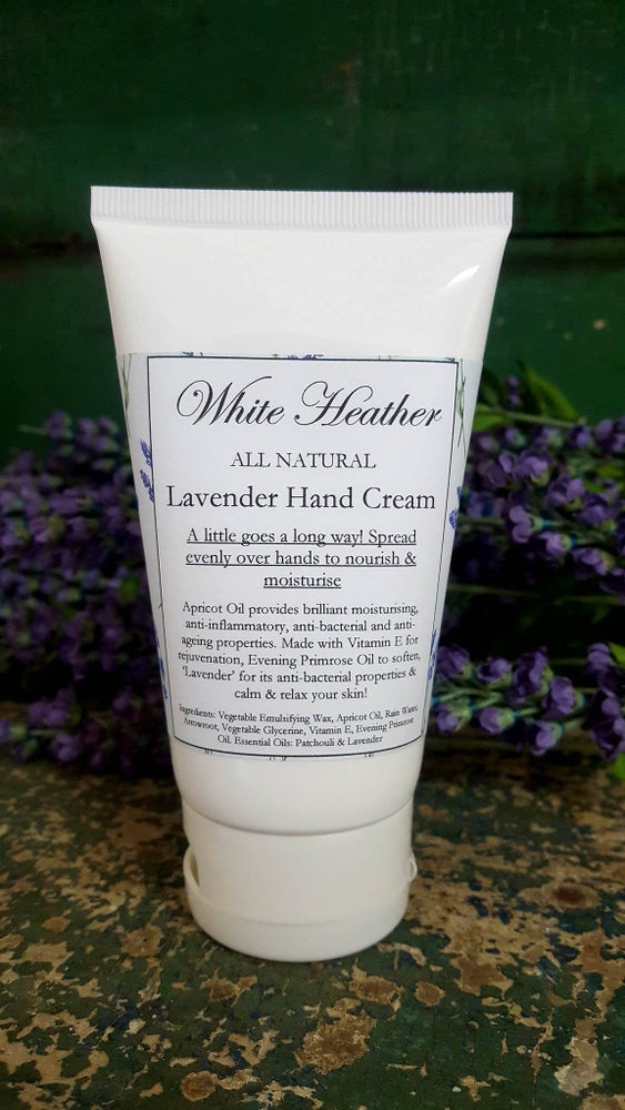 Image of Lavender Hand Cream