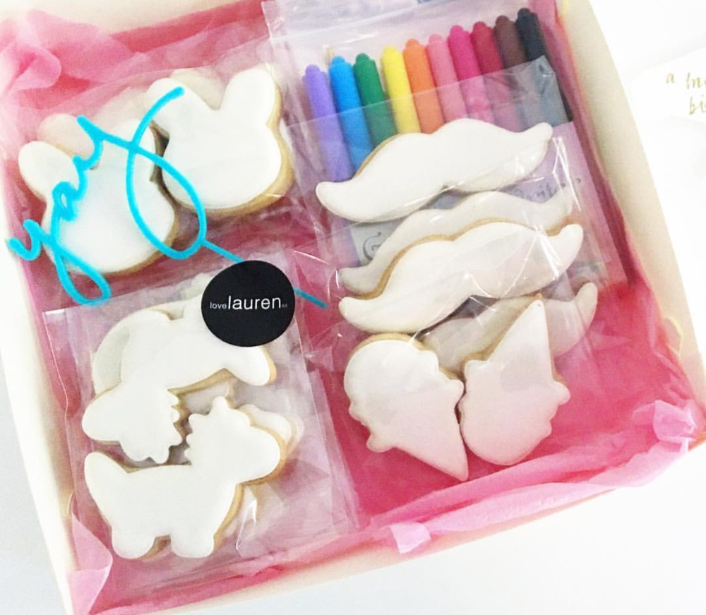 Image of DIY Cookie Party Pack