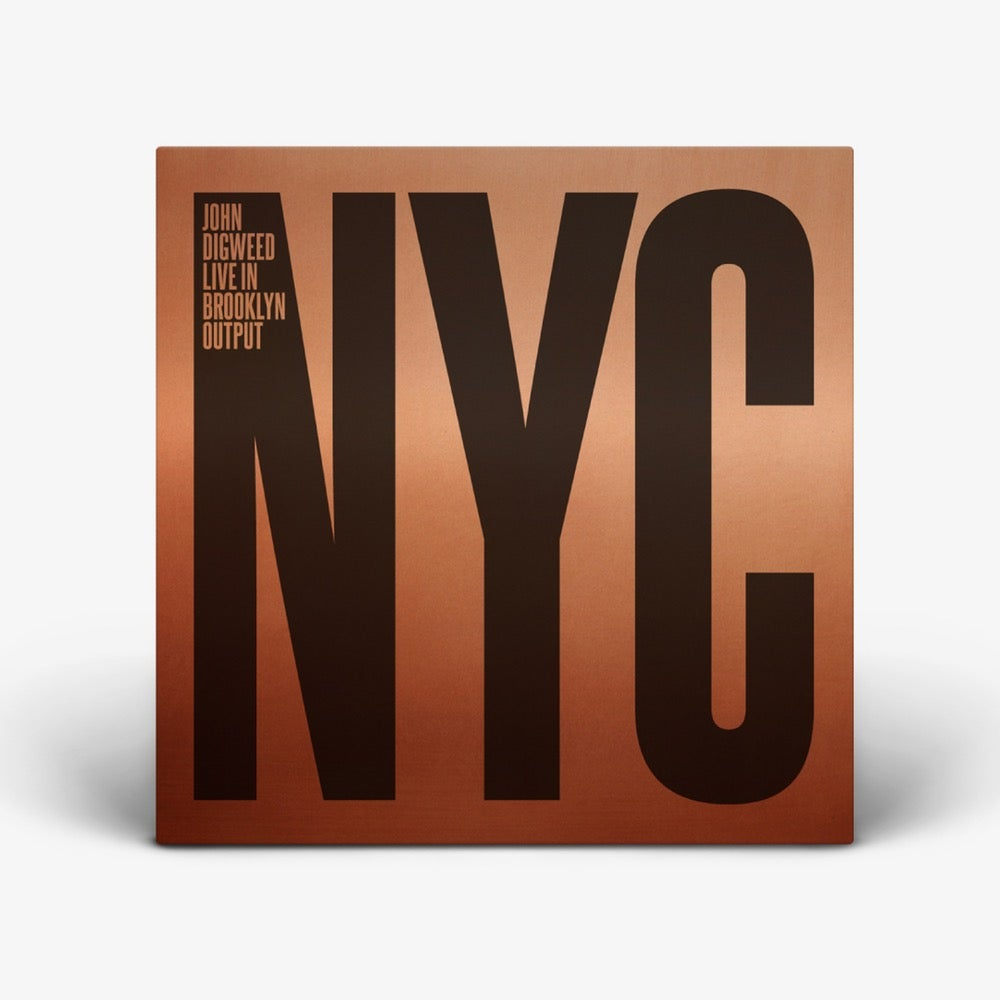 Image of John Digweed - Live in Brooklyn 5xCD