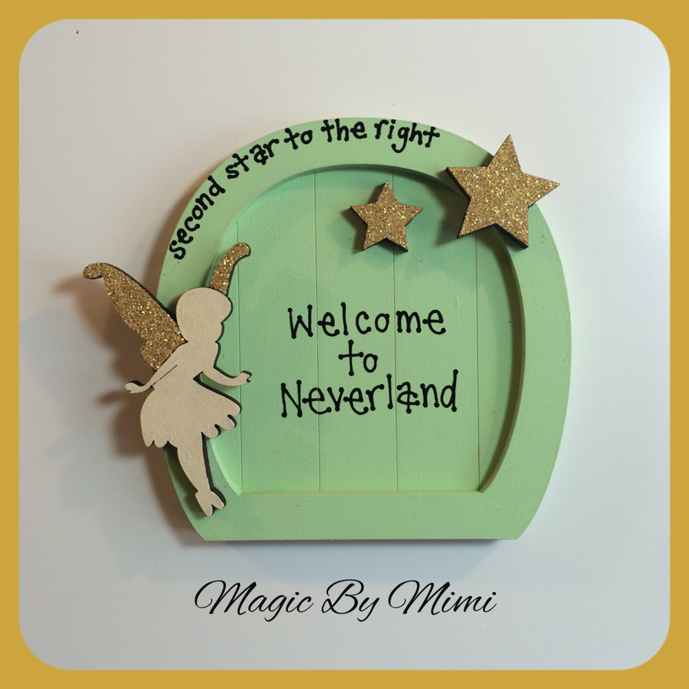 Image of Neverland Fairy Door