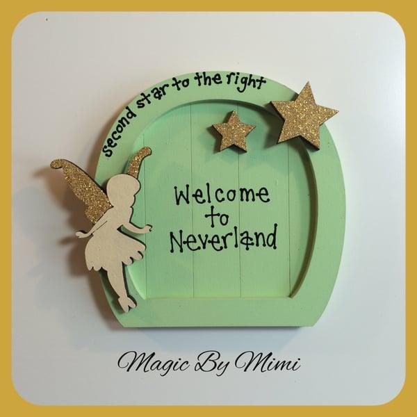 Image of Neverland Fairy Door