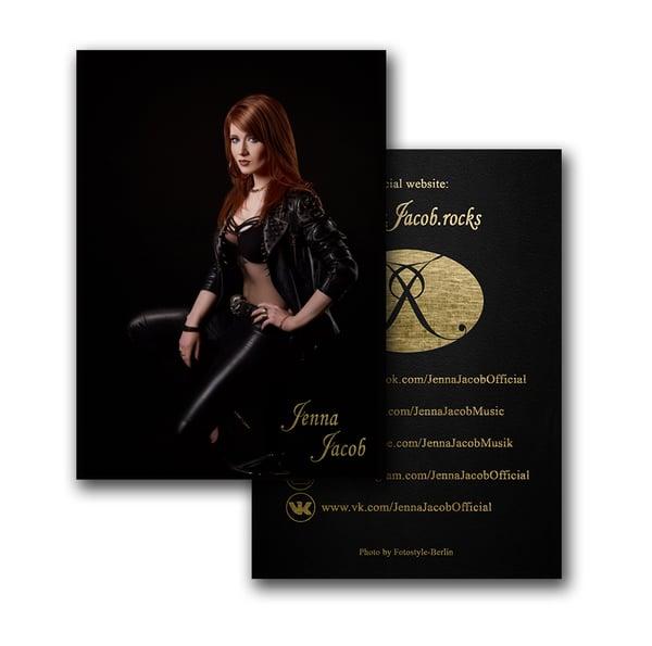 Image of Autographed Card | Autogrammkarte