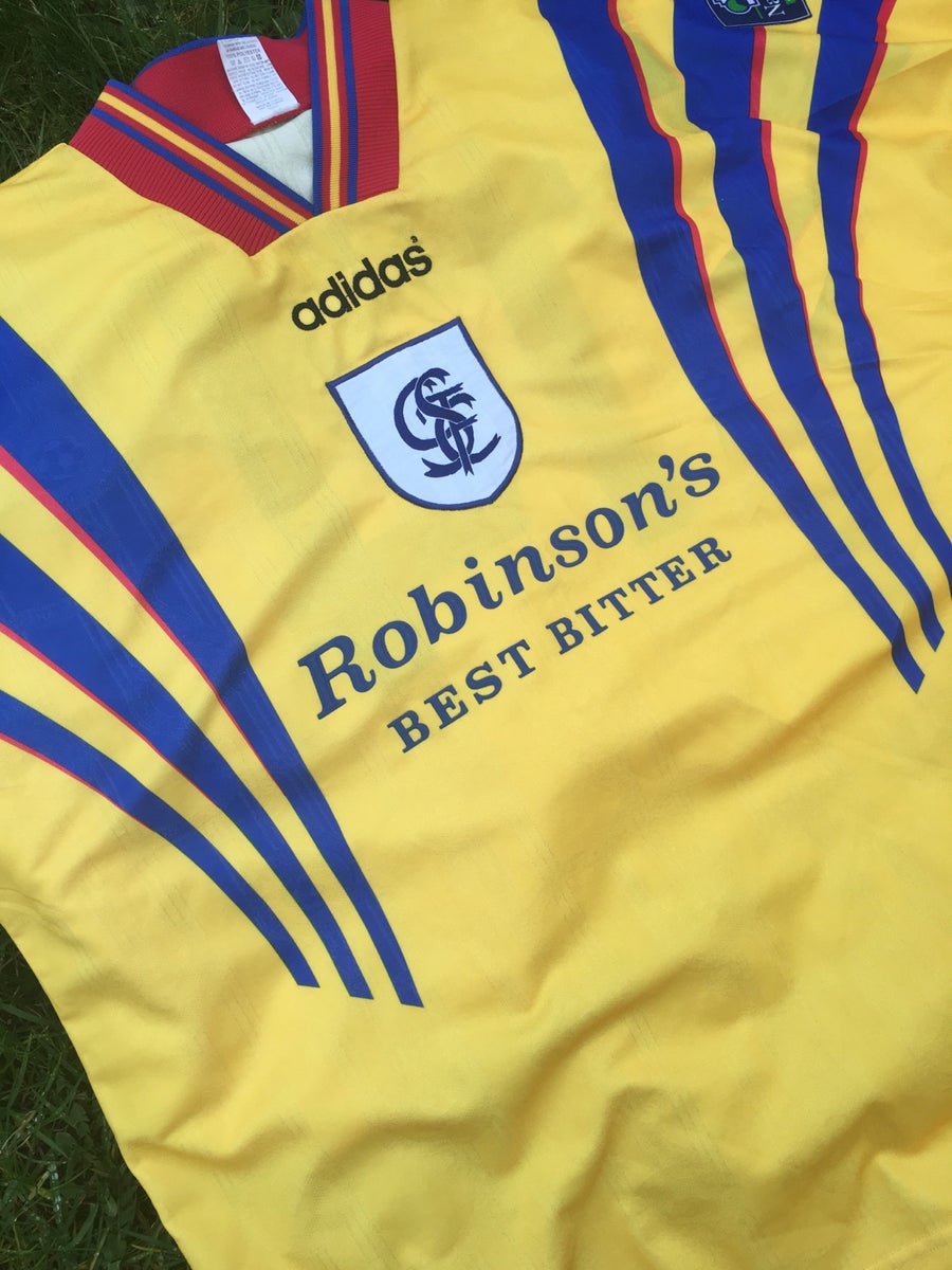 Image of Match Worn 1996/97 Damon Searle 'Romania' Shirt