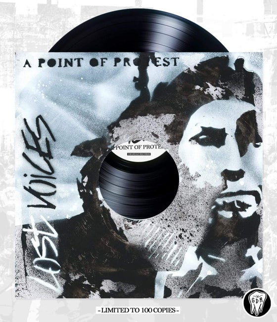 """Image of SALE A Point Of Protest - Lost Voices EP 10"""" vinyl"""